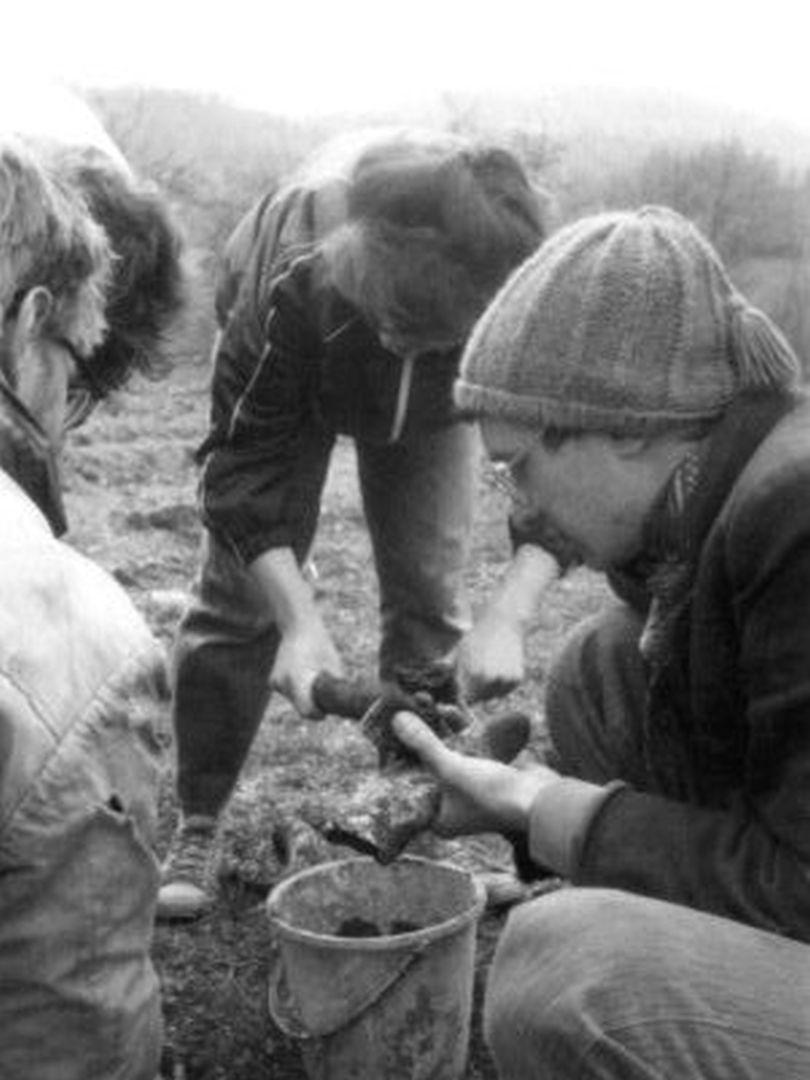 Příprava biodynamického preparátu roháček