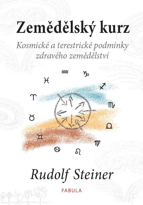 Zemědělský kurz, titulní strana knihy