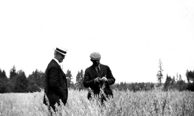 Historie biodynamického zemědělství