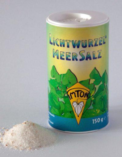 Sůl mořská se světelným kořenem